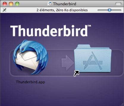 télécharger mozilla thunderbird gratuit pour mac