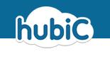 Hubic - Service de stockage gratuit