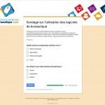 fond blanc personnalisé google forms