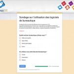 fond personnalisé google forms