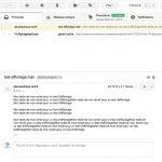 volet apercu gmail horizontal