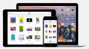 Apple Mac système d'exploitation minimal