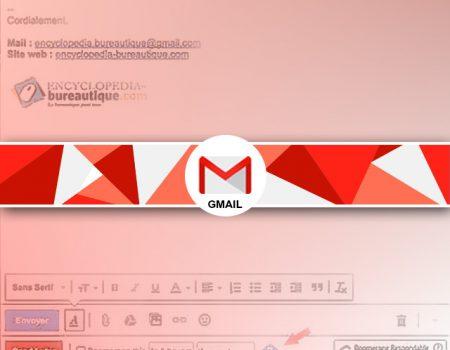 Comment créer un accusé de réception d'email avec Gmail ?