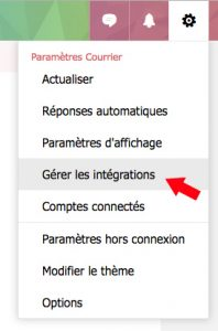 Ajouter une extension à Outlook