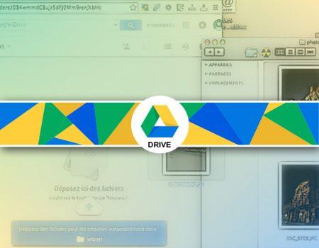 Comment ajouter un fichier à google drive ?
