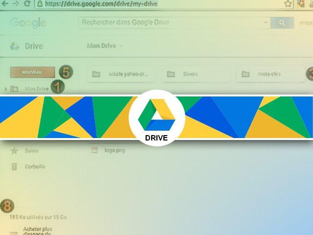 Google Drive : la sauvegarde de fichiers en mode cloud