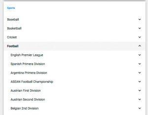 Agendas des calendriers de football, rugby, basketball...