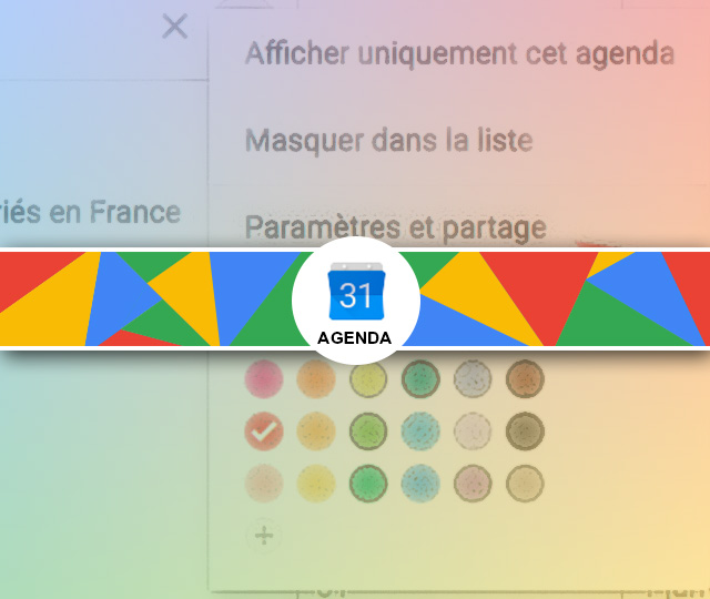 Partager Calendrier Gmail.Google Agenda Partager Un Agenda Google Et Droits D Acces