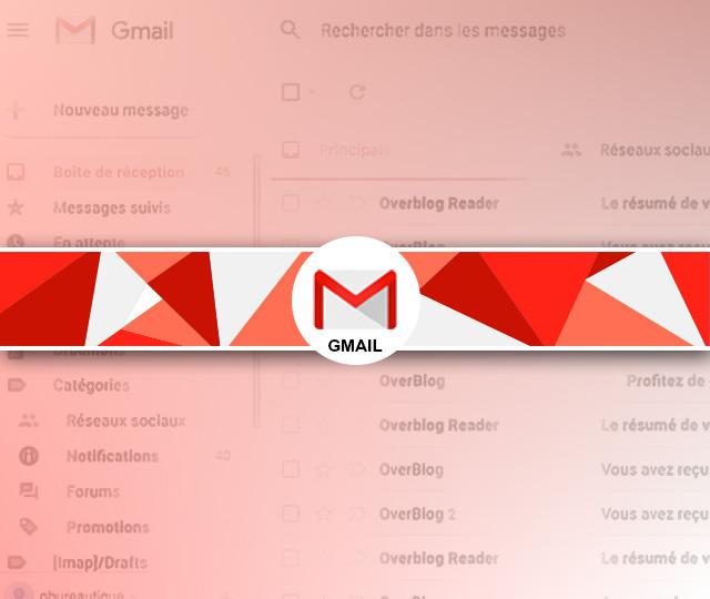 Je ne peux plus ouvrir mes mails sur gmail