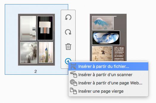 Acrobat Deplacer Extraire Ajouter Et Supprimer Une Page