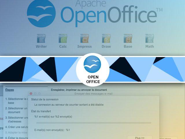 Créer un emailing avec write et calc d'open office