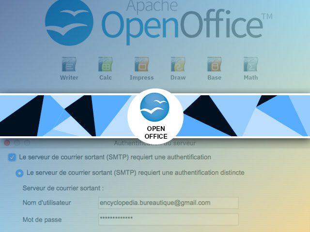 Comment connecter write et gmail/yahoo et outlook pour réaliser un mailing publipostage sous openoffice
