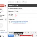 Créer un mail sous GMail