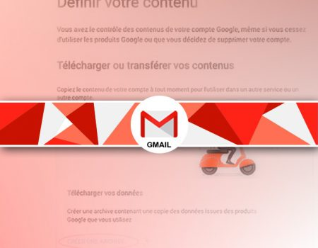 Comment sauvegarder ses mails avec Gmail ? Création et téléchargement.