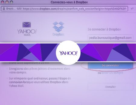 Comment envoyer un mail avec une pièce jointe supérieur à 25 Mo sous yahoo ?