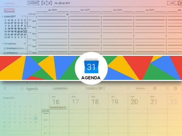 Google Agenda : la nouvelle version obligatoire en février 2018